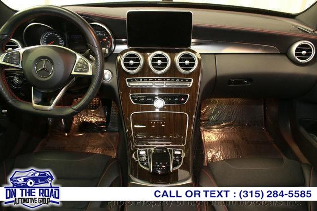 2017 Mercedes-Benz C-Class AMG C 43 4MATIC Sedan, available for sale in Bronx, New York   On The Road Automotive Group Inc. Bronx, New York