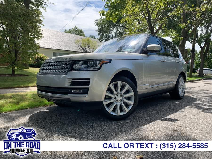 Used Land Rover Range Rover 4WD 4dr Supercharged 2015 | On The Road Automotive Group Inc. Bronx, New York