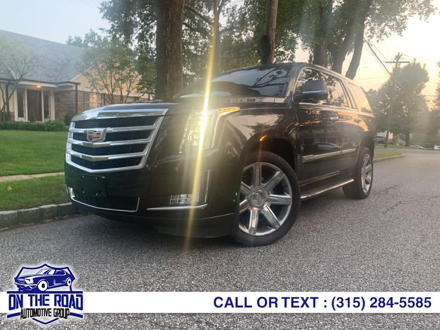 Used Cadillac Escalade 4WD 4dr Luxury Collection 2016 | On The Road Automotive Group Inc. Bronx, New York