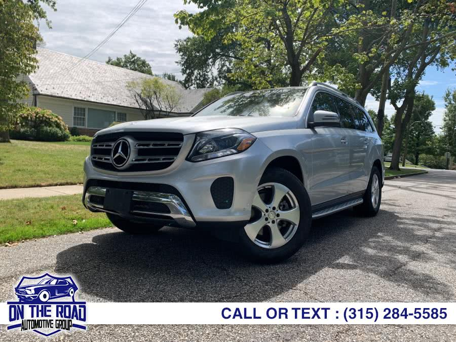 Used Mercedes-Benz GLS GLS 450 4MATIC SUV 2017 | On The Road Automotive Group Inc. Bronx, New York