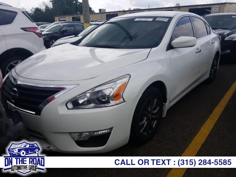 Used 2015 Nissan Altima in Bronx, New York | On The Road Automotive Group Inc. Bronx, New York