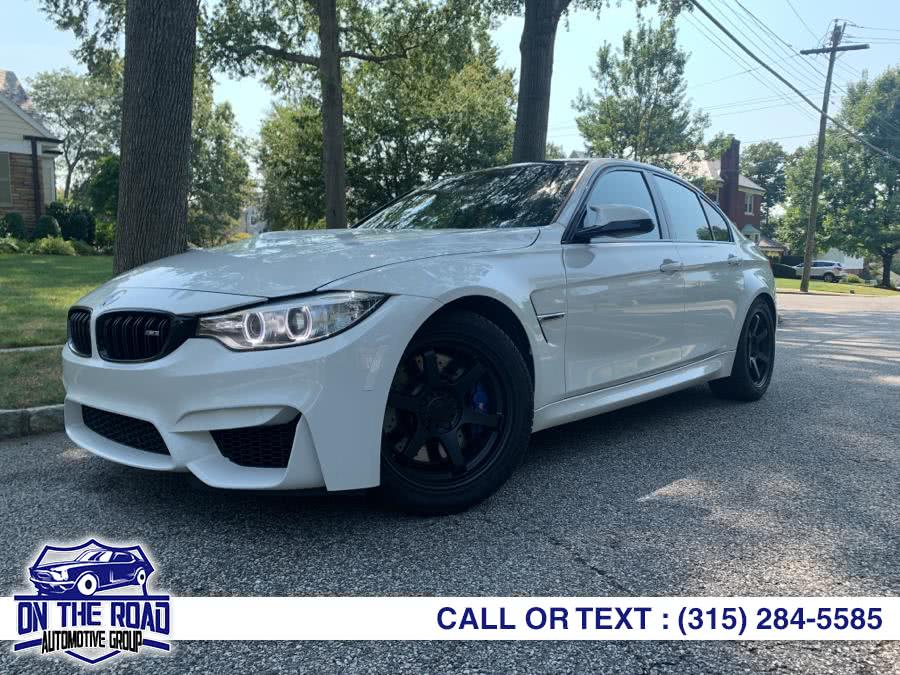 Used BMW M3 4dr Sdn 2015 | On The Road Automotive Group Inc. Bronx, New York