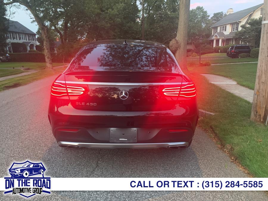 2016 Mercedes-Benz GLE 4MATIC 4dr GLE 450 AMG Cpe, available for sale in Bronx, New York | On The Road Automotive Group Inc. Bronx, New York
