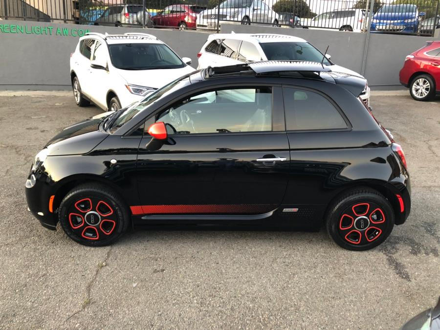 2016 FIAT 500e Moonroof + eSport, available for sale in Daly City, California | Green Light Auto Wholesale. Daly City, California