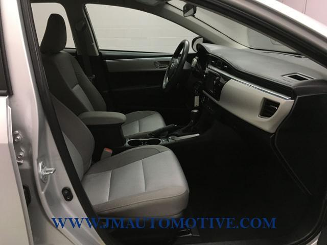 2016 Toyota Corolla 4dr Sdn CVT LE, available for sale in Naugatuck, Connecticut | J&M Automotive Sls&Svc LLC. Naugatuck, Connecticut
