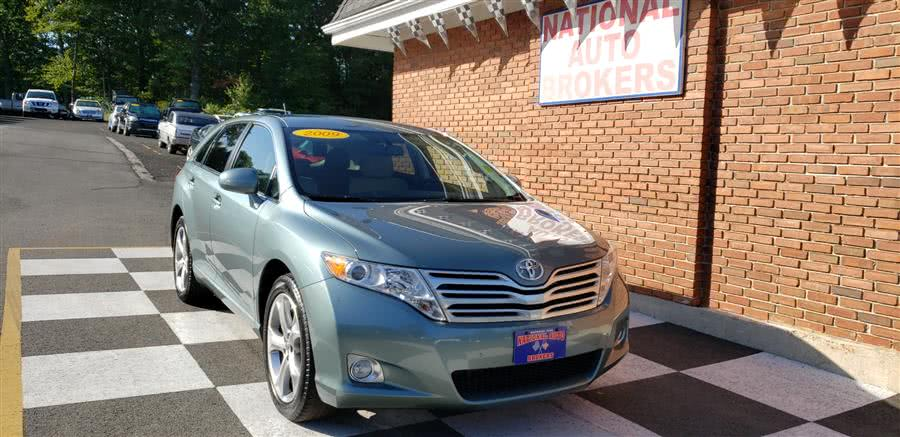 Used Toyota Venza 4dr Wgn V6 AWD 2009 | National Auto Brokers, Inc.. Waterbury, Connecticut