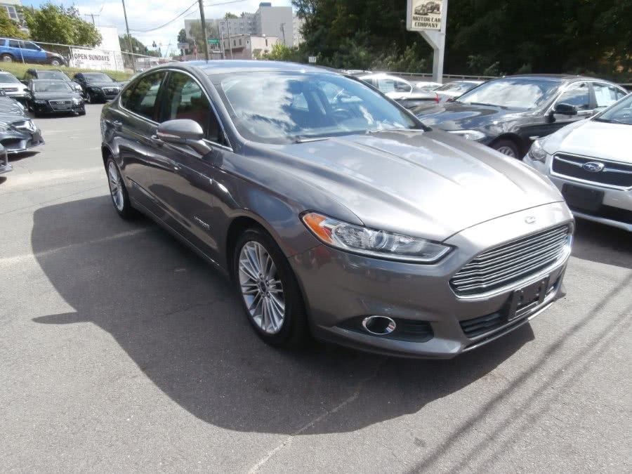 Used 2014 Ford Fusion in Waterbury, Connecticut | Jim Juliani Motors. Waterbury, Connecticut