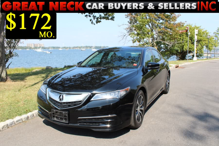 Used 2016 Acura TLX in Great Neck, New York