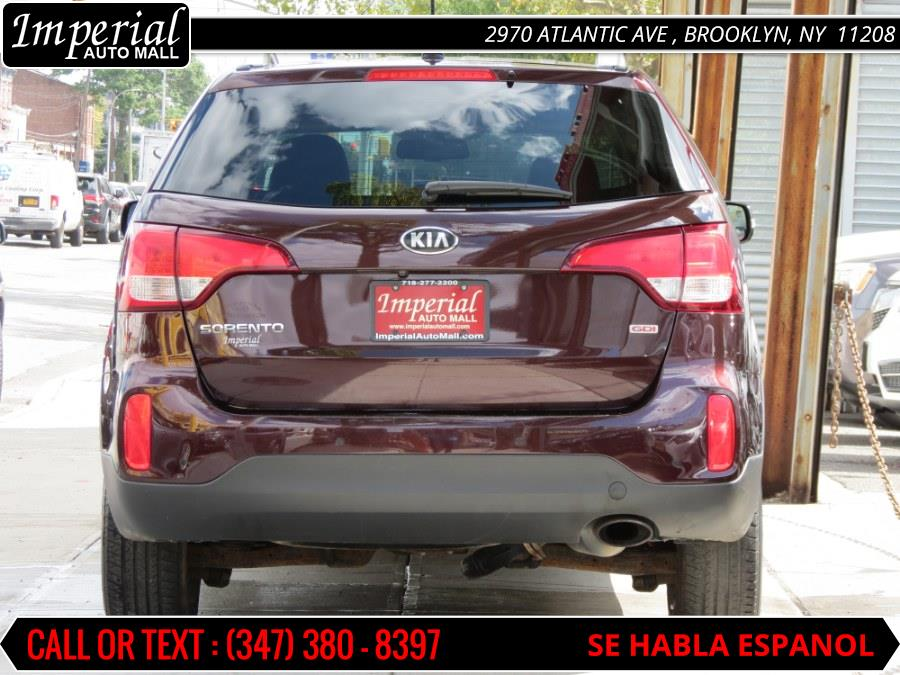 2015 Kia Sorento AWD 4dr I4 LX, available for sale in Brooklyn, New York | Imperial Auto Mall. Brooklyn, New York
