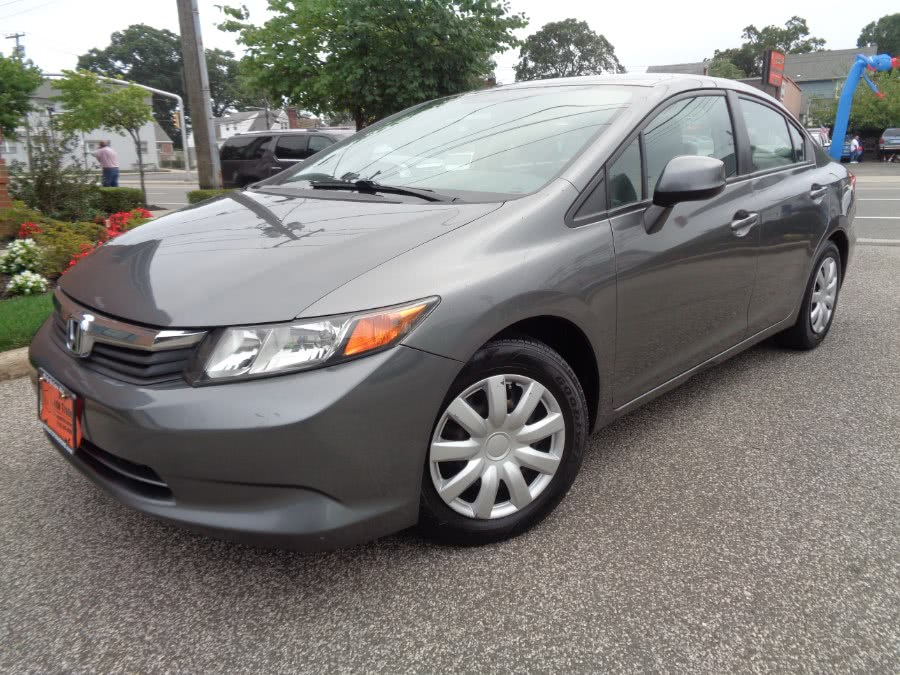 Used Honda Civic Sdn 4dr Auto LX 2012 | NY Auto Traders. Valley Stream, New York