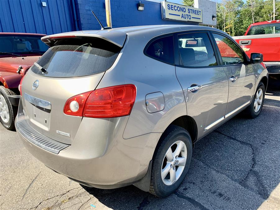 2012 Nissan Rogue FWD 4dr S, available for sale in Manchester, New Hampshire | Second Street Auto Sales Inc. Manchester, New Hampshire