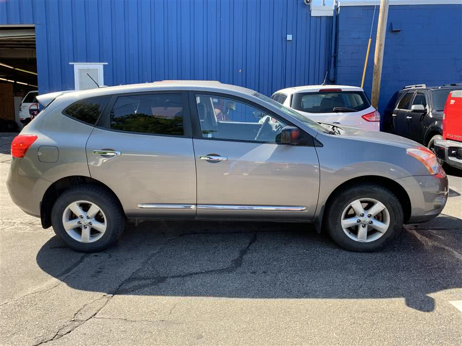 2012 Nissan Rogue FWD 4dr S, available for sale in Manchester, NH