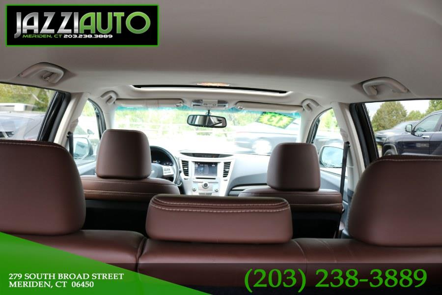 2013 Subaru Outback 4dr Wgn H6 Auto 3.6R Limited, available for sale in Meriden, Connecticut | Jazzi Auto Sales LLC. Meriden, Connecticut