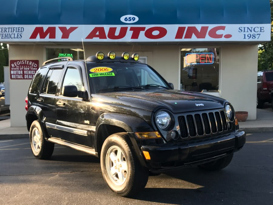 Used 2006 Jeep Liberty in Huntington Station, New York | My Auto Inc.. Huntington Station, New York
