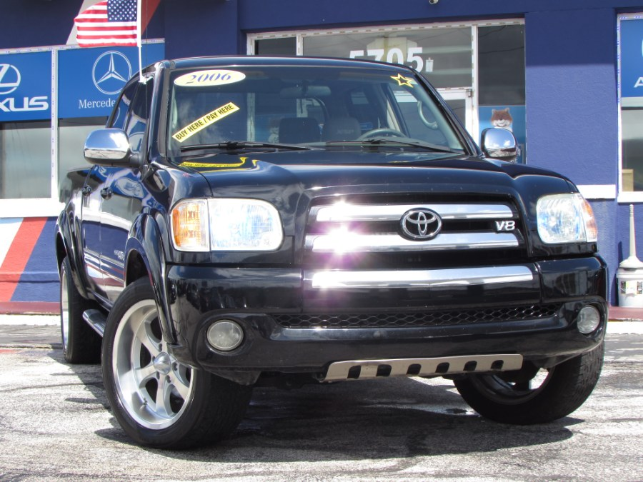 2006 Toyota Tundra DoubleCab V8 SR5 (Natl), available for sale in Orlando, Florida | VIP Auto Enterprise, Inc. Orlando, Florida