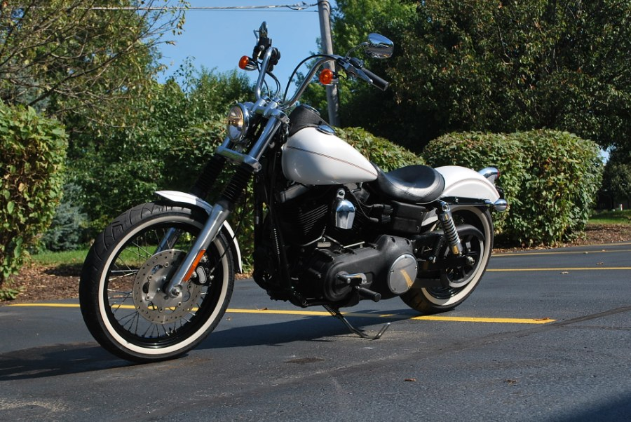 2010 Harley Davidson FXDB Street Bob STREET BOB, available for sale in Plainfield, Illinois | Showcase of Cycles. Plainfield, Illinois