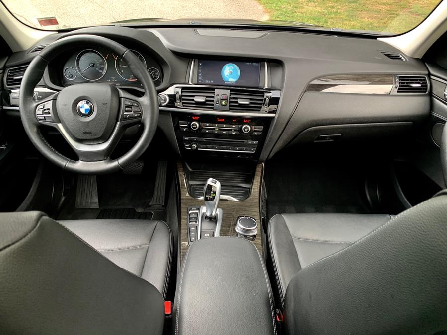 Used BMW X3 xDrive28i Sports Activity Vehicle 2017 | Luxury Motor Club. Franklin Square, New York