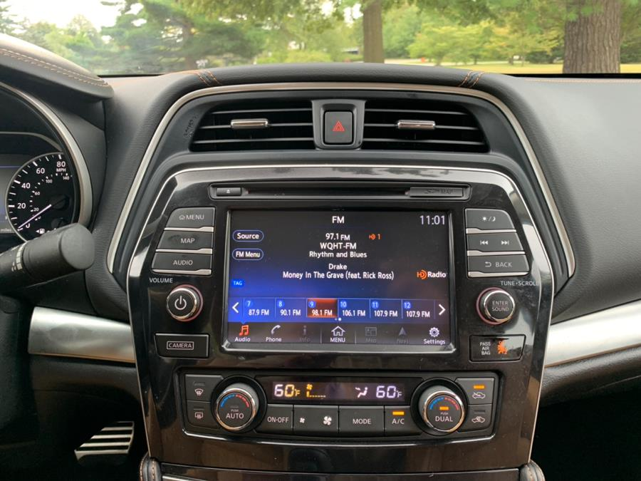 Used Nissan Maxima 4dr Sdn 3.5 SR 2016 | Luxury Motor Club. Franklin Square, New York