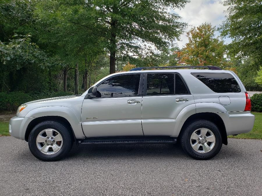 2008 Toyota 4Runner 4WD 4dr V8 SR5 (Natl), available for sale in Virginia Beach, Virginia | CXB Auto Sales. Virginia Beach, Virginia
