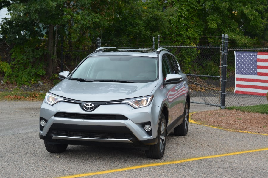 Used Toyota RAV4 AWD 4dr XLE (Natl) 2016 | New Beginning Auto Service Inc . Ashland , Massachusetts