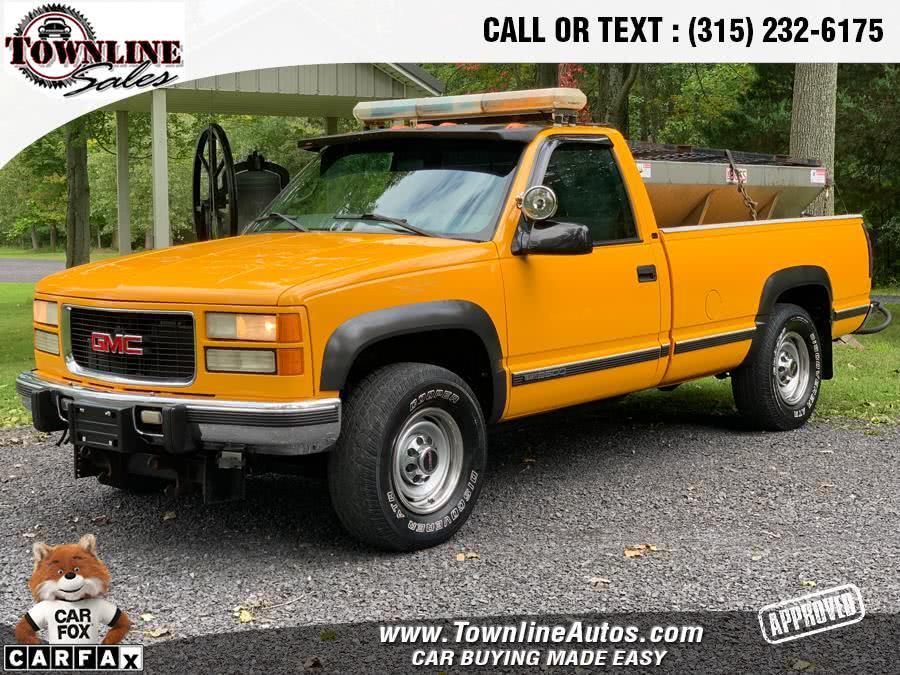 Used 2000 GMC Sierra 2500 in Wolcott, New York | Townline Sales LLC. Wolcott, New York
