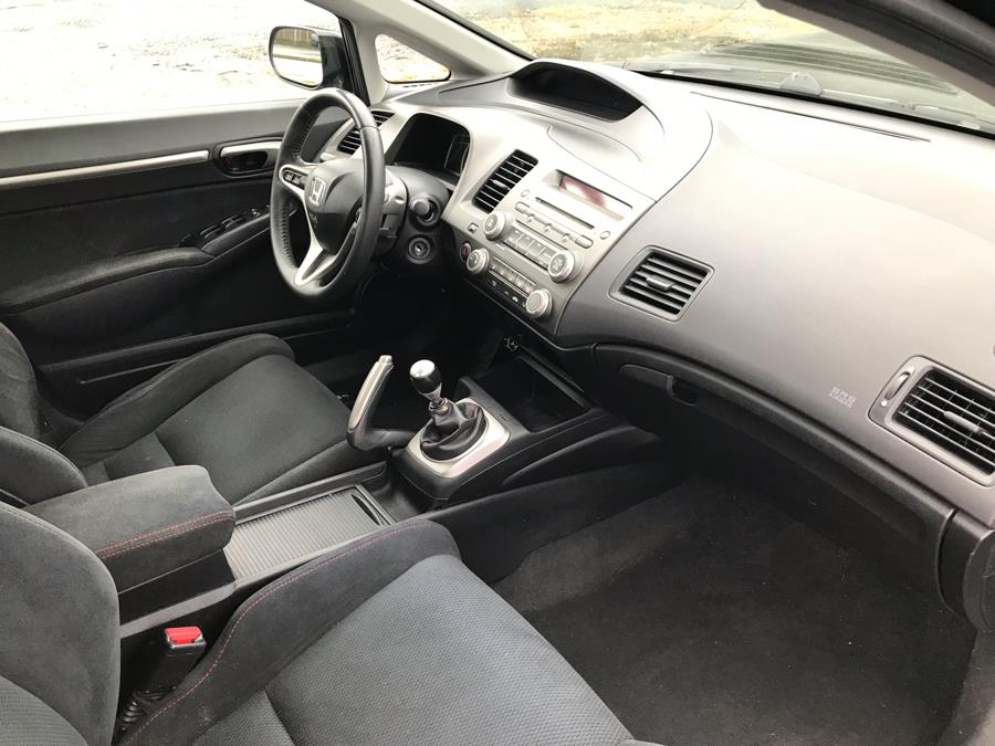 2008 Honda Civic Sdn 4dr Man Si w/Summer Tires, available for sale in Fitchburg, Massachusetts   A & A Auto Sales. Fitchburg, Massachusetts
