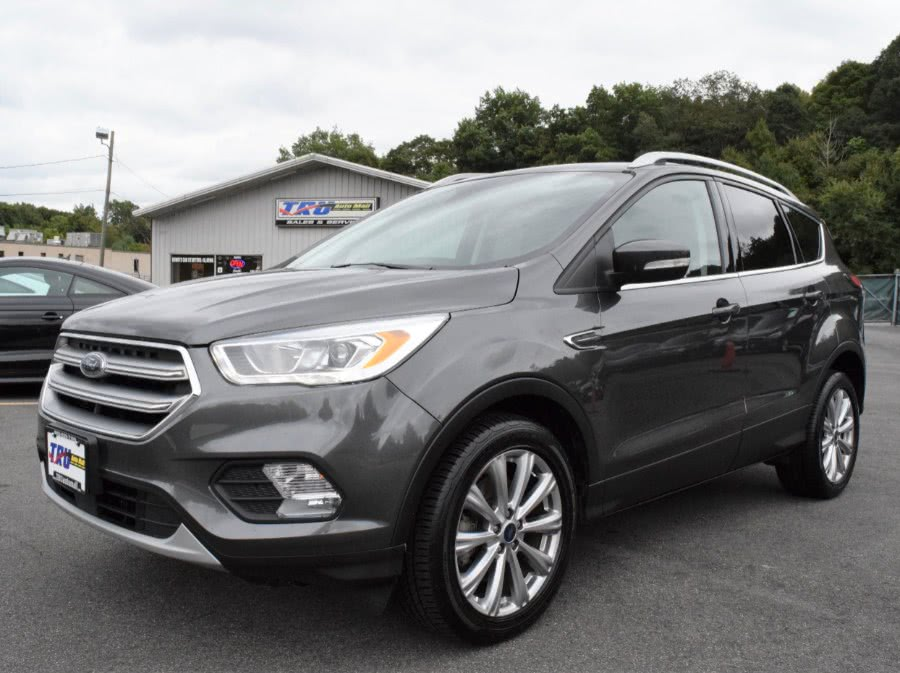 Used 2017 Ford Escape in Berlin, Connecticut | Tru Auto Mall. Berlin, Connecticut