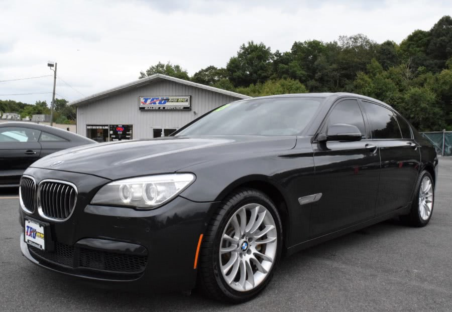 Used 2013 BMW 7 Series in Berlin, Connecticut | Tru Auto Mall. Berlin, Connecticut