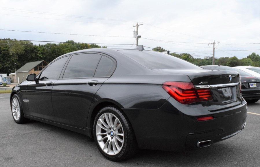 2013 BMW 7 Series 4dr Sdn 750Li xDrive AWD, available for sale in Berlin, Connecticut | Tru Auto Mall. Berlin, Connecticut