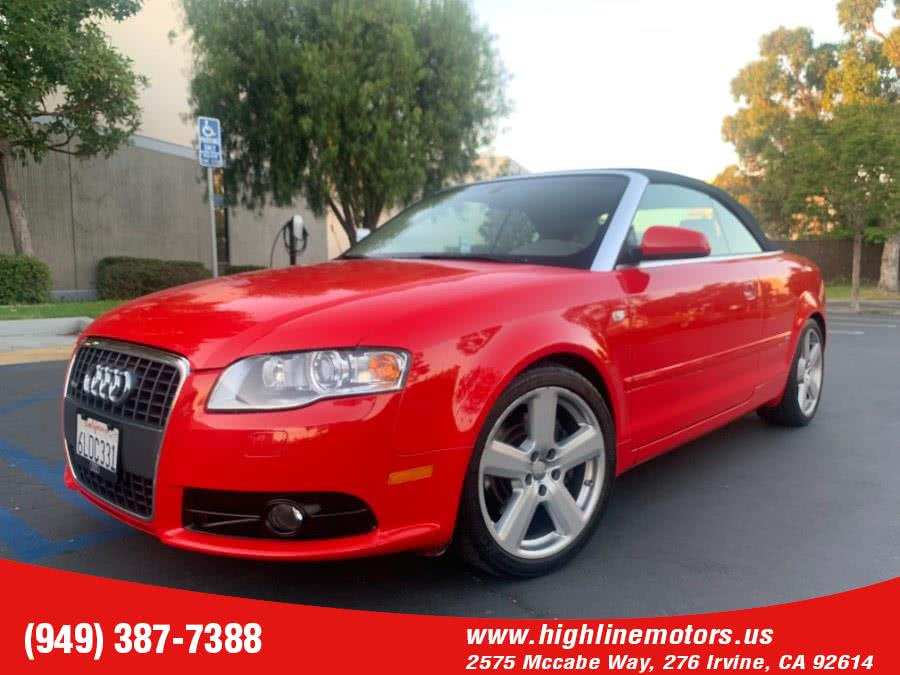 Used 2009 Audi A4 in Irvine, California | High Line Motors LLC. Irvine, California