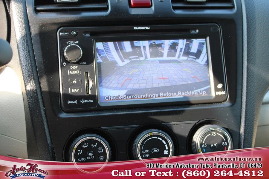 Used Subaru XV Crosstrek 5dr Auto 2.0i Limited 2013 | Auto House of Luxury. Plantsville, Connecticut
