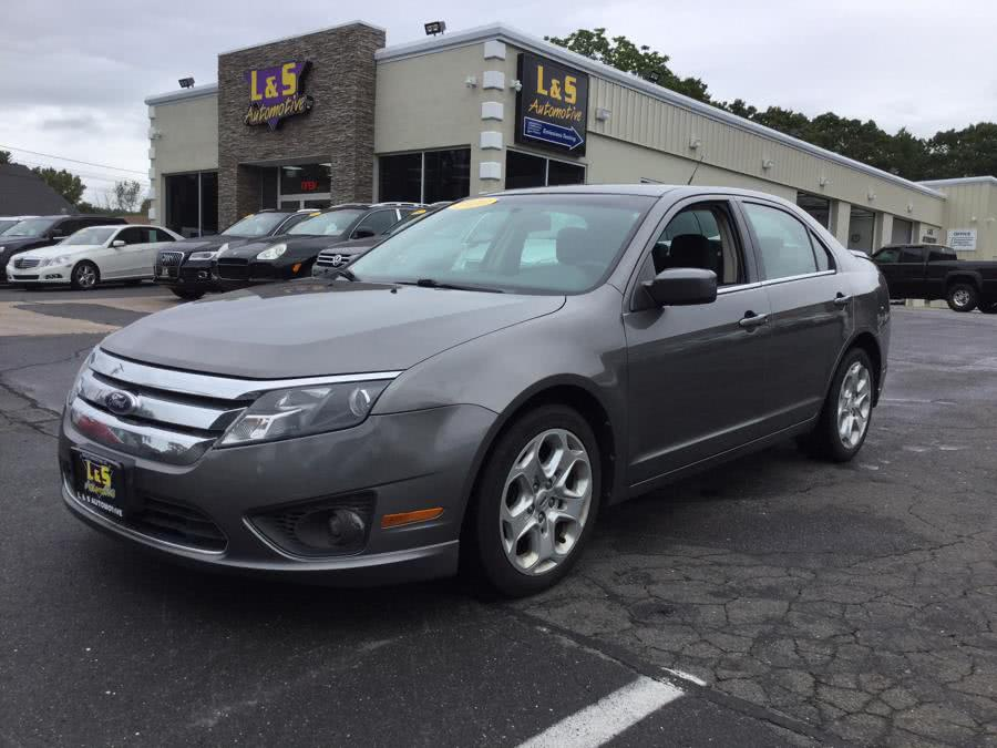 2010 Ford Fusion 4dr Sdn SE FWD, available for sale in Plantsville, Connecticut | L&S Automotive LLC. Plantsville, Connecticut
