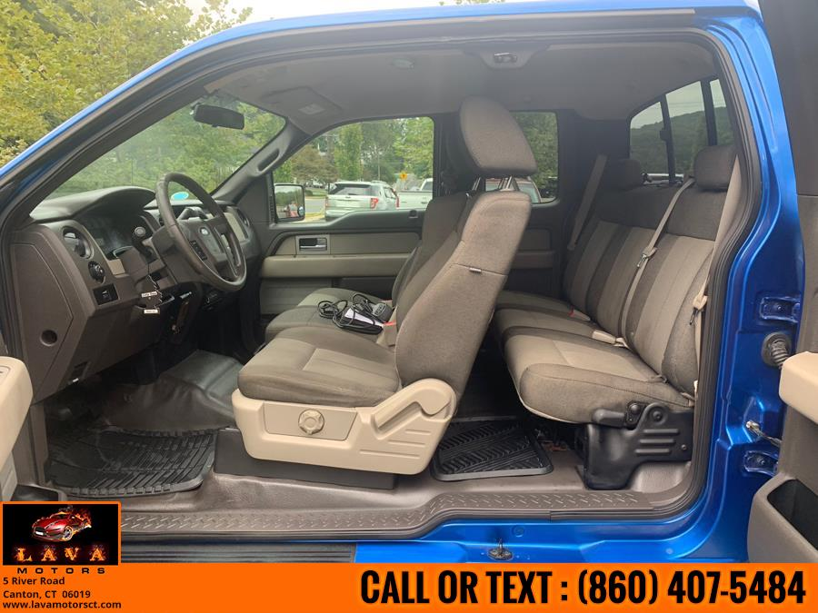 """Used Ford F-150 4WD SuperCab 145"""" STX 2009 