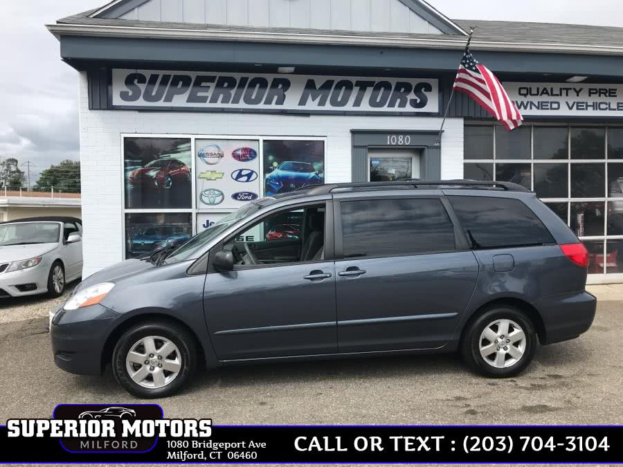 Used 2008 Toyota Sienna LE in Milford, Connecticut | Superior Motors LLC. Milford, Connecticut