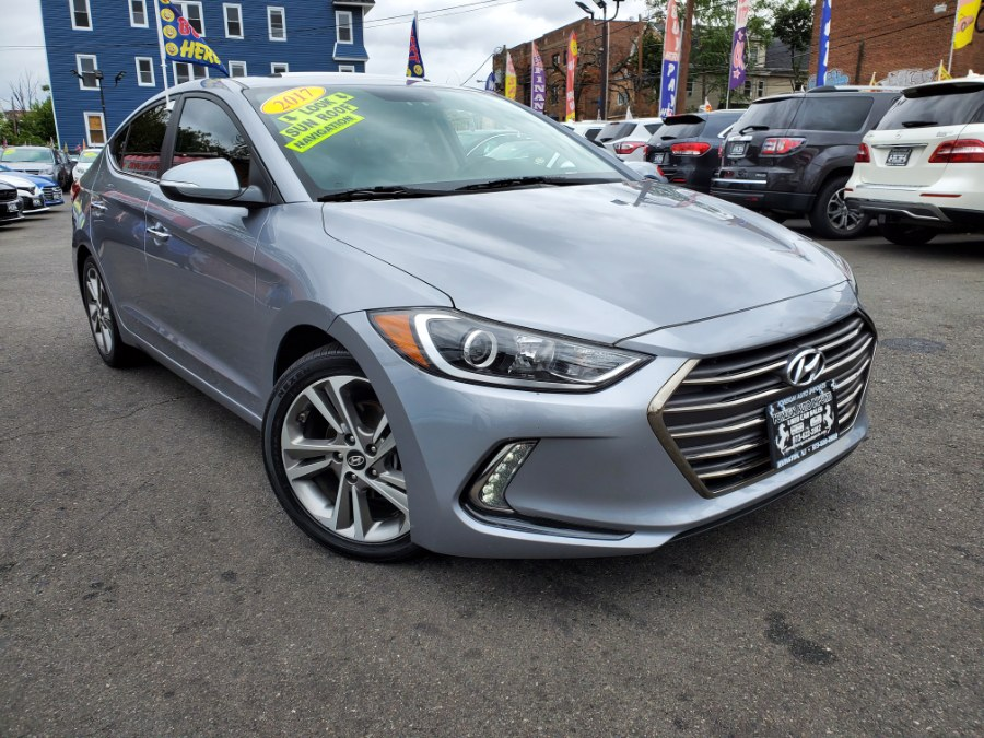 2017 Hyundai Elantra limited, available for sale in Irvington, New Jersey | Foreign Auto Imports. Irvington, New Jersey