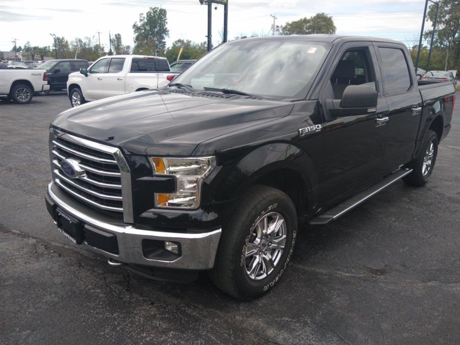 2016 Ford F-150 XLT, available for sale in Watertown, New York | FX Caprara Used Car Center. Watertown, New York