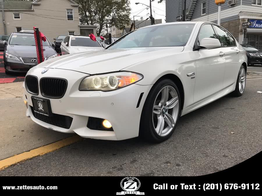 Used BMW 5 Series 4dr Sdn 535i xDrive AWD 2012 | Zettes Auto Mall. Jersey City, New Jersey