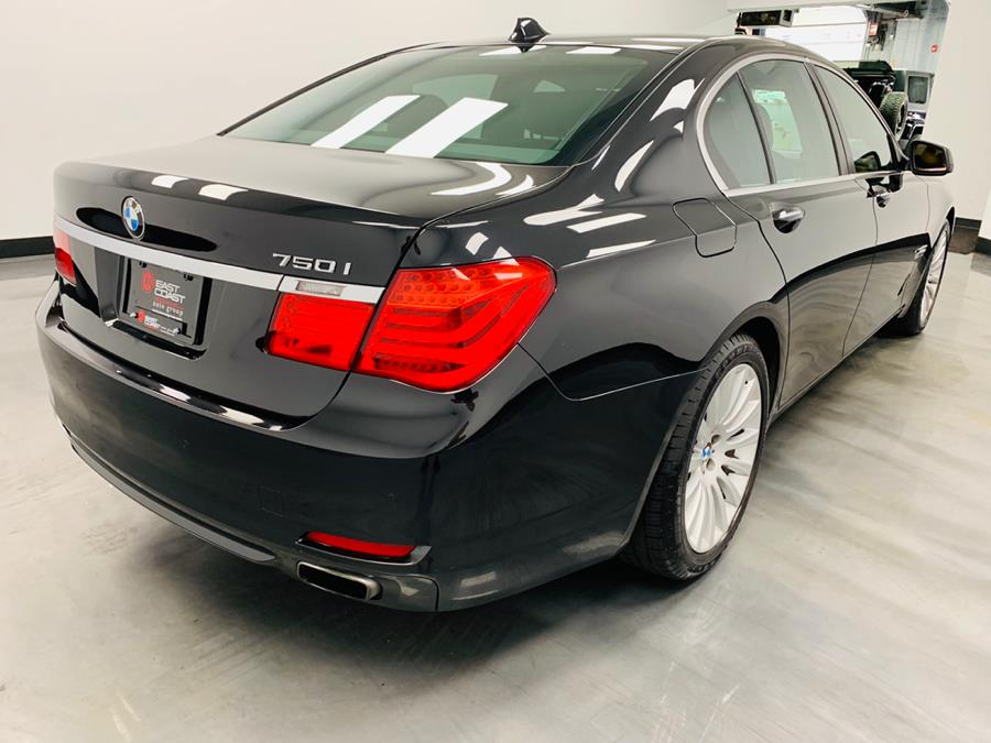 2012 BMW 7 Series 4dr Sdn 750i xDrive AWD, available for sale in Linden, New Jersey | East Coast Auto Group. Linden, New Jersey