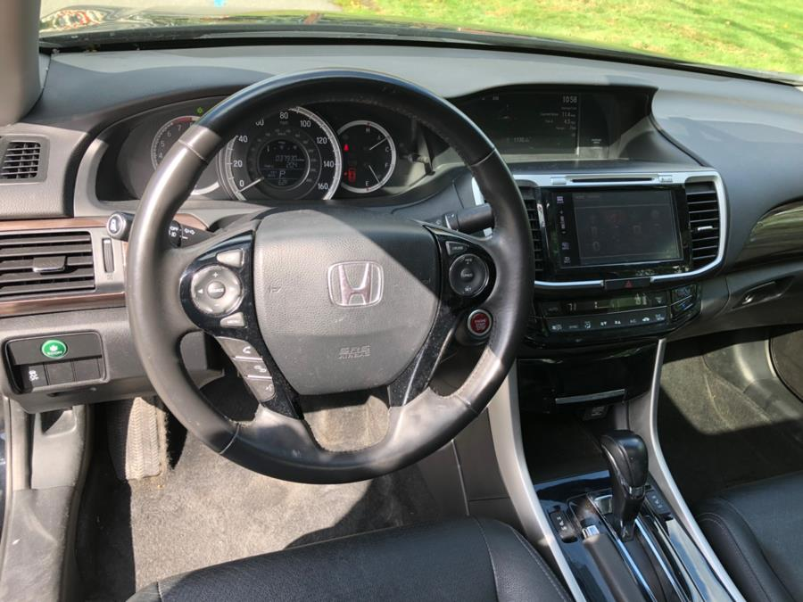 Used Honda Accord Sedan EX-L V6 Auto 2017 | TNT Auto Sales USA inc. Bronx, New York