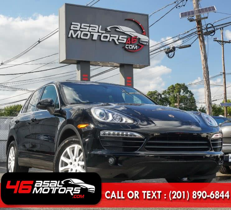 Used 2014 Porsche Cayenne in East Rutherford, New Jersey | Asal Motors 46. East Rutherford, New Jersey