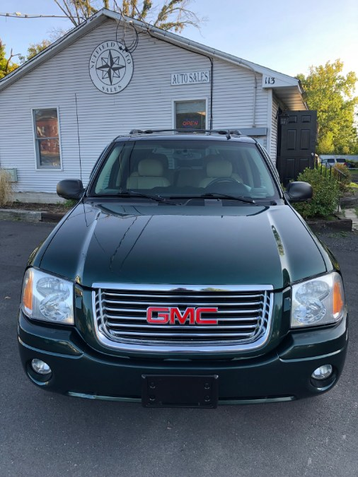 2006 GMC Envoy 4dr 4WD SLT, available for sale in Suffield, Connecticut | Suffield Auto Sales. Suffield, Connecticut