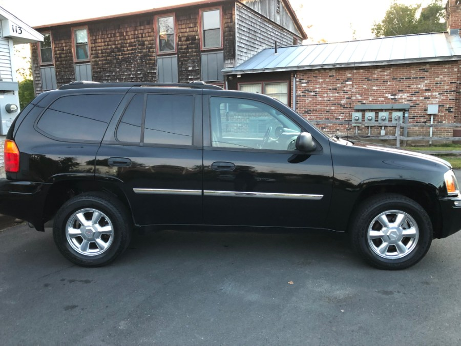 2008 GMC Envoy 4WD 4dr SLE2, available for sale in Suffield, Connecticut | Suffield Auto Sales. Suffield, Connecticut