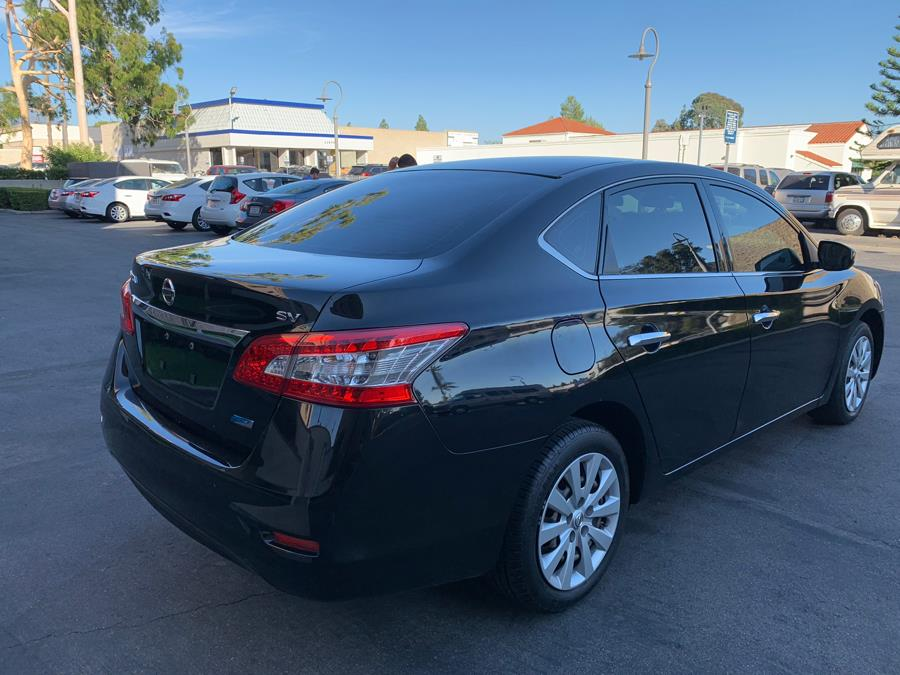 2014 Nissan Sentra 4dr Sdn I4 CVT SV, available for sale in Lake Forest, California | Carvin OC Inc. Lake Forest, California