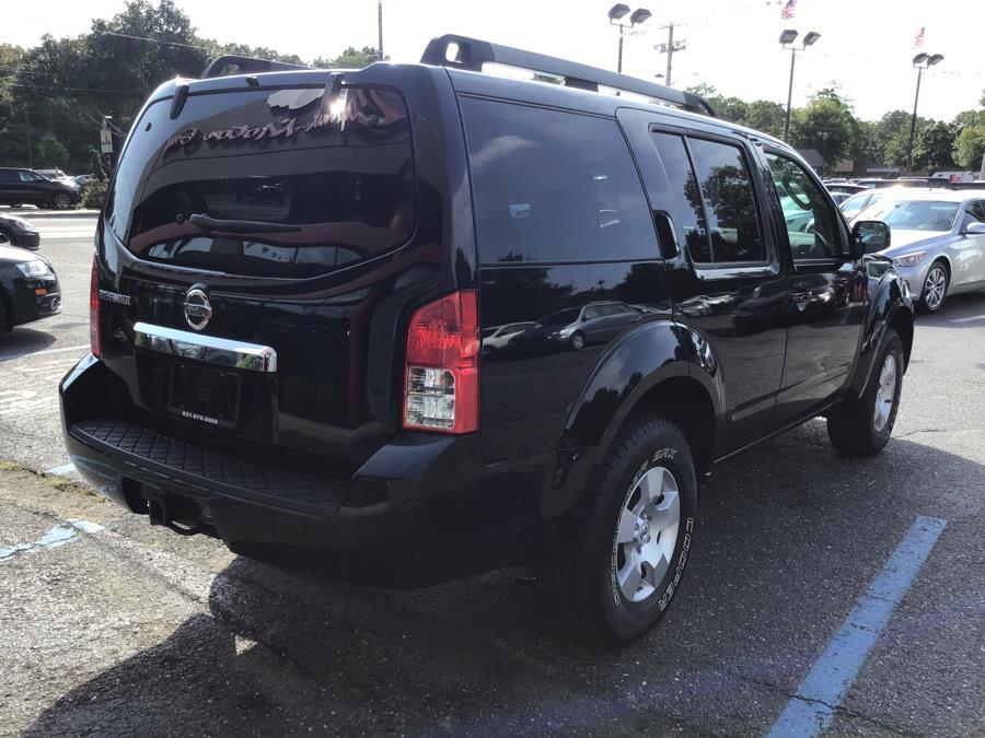 Used Nissan Pathfinder 4WD 4dr V6 S 2012 | Capital Motor Group Inc. Medford, New York