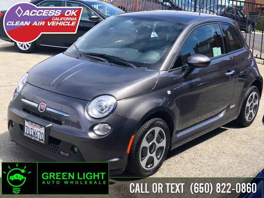 2016 FIAT 500e Base, available for sale in Daly City, California | Green Light Auto Wholesale. Daly City, California