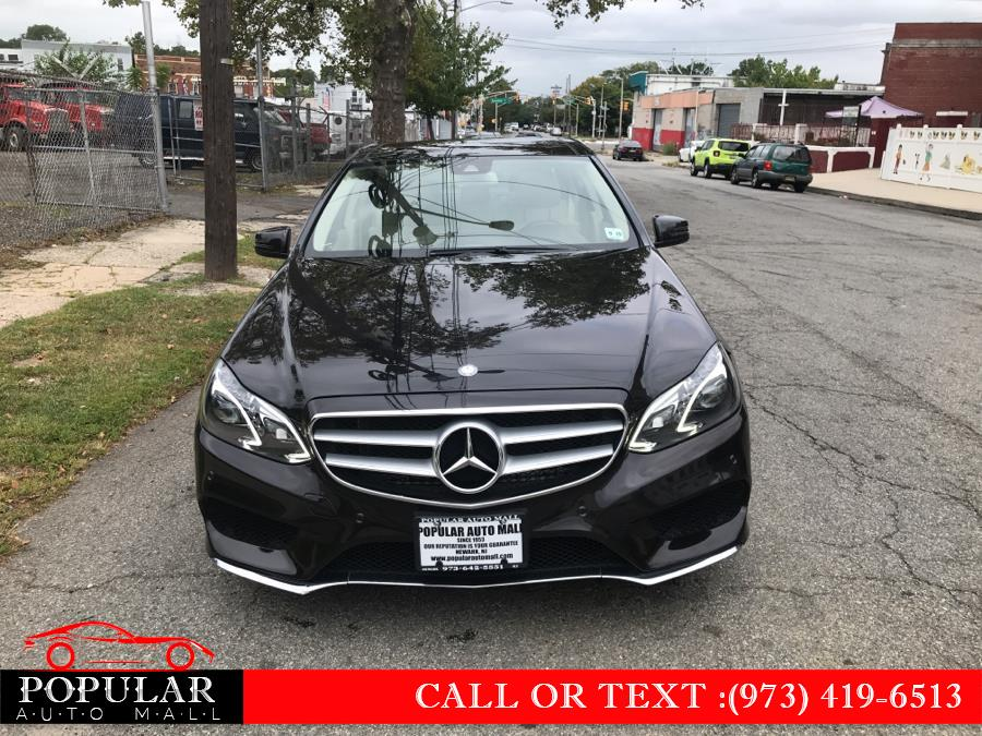 2014 Mercedes-Benz E-Class 4dr Sdn E350 Sport 4MATIC, available for sale in Newark , New Jersey | Popular Auto Mall Inc . Newark , New Jersey