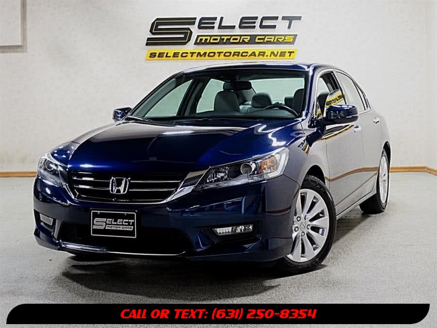 Used 2015 Honda Accord in Deer Park, New York | Select Motor Cars. Deer Park, New York