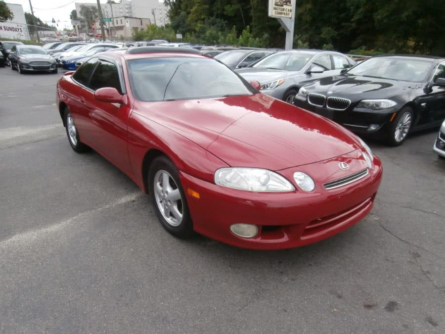 Used 1998 Lexus SC 400 Luxury Sport Cpe in Waterbury, Connecticut | Jim Juliani Motors. Waterbury, Connecticut