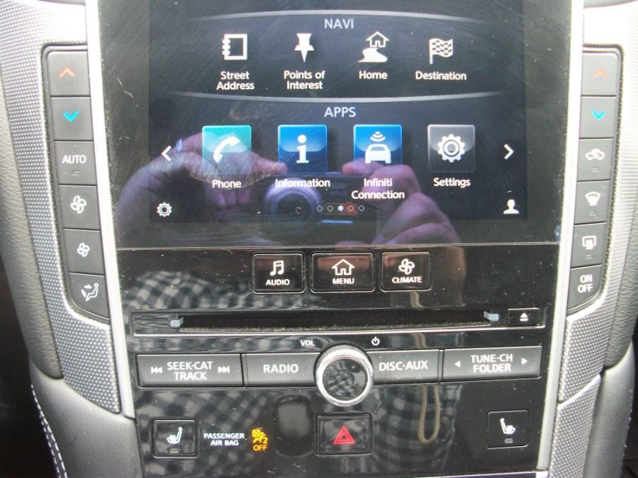 2015 Infiniti Q50 4dr Sdn Premium AWD, available for sale in Jamaica, New York | Gateway Car Dealer Inc. Jamaica, New York