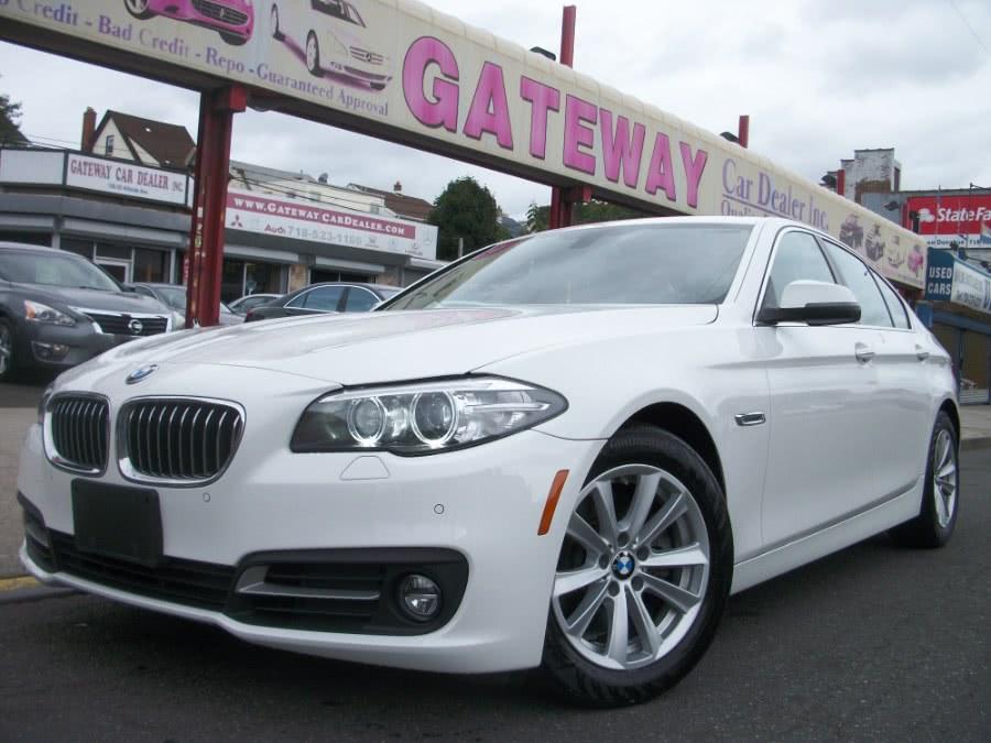Used 2016 BMW 5 Series in Jamaica, New York | Gateway Car Dealer Inc. Jamaica, New York